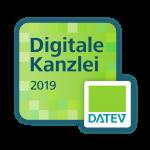 Datev Label Signet Digitale Kanzlei 2019